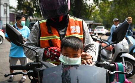 Poluare în Bangkok