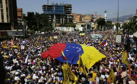 Acuzații grave la adresa NATO: Ce s-ar ascunde în ajutoarele umanitare pentru Venezuela