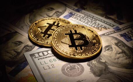 Bitcoin a ajuns la peste 15.000 de dolari, maximul ultimilor 3 ani