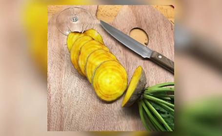Românii au uitat legumele \