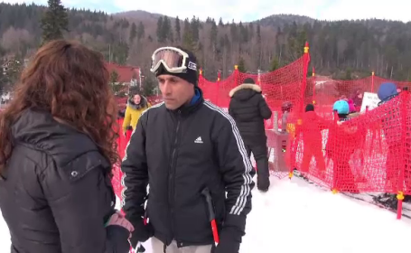 """Pârtiile de pe Valea Prahovei, împânzite de instructori de schi falși: """"Sunt agresivi"""""""