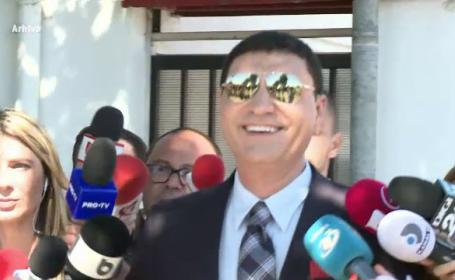 Borcea a fost încarcerat vineri la Rahova. A fost condamnat la 5 ani de închisoare