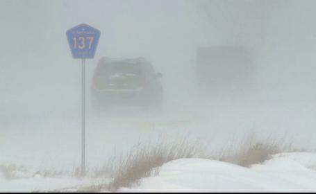 12 milioane de americani, afectați de vremea rea. Orașele care au fost paralizate