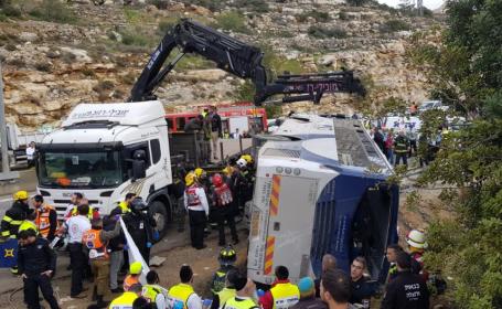Accident Israel
