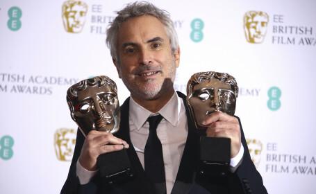 Alfonso Cuaron la premiile BAFTA