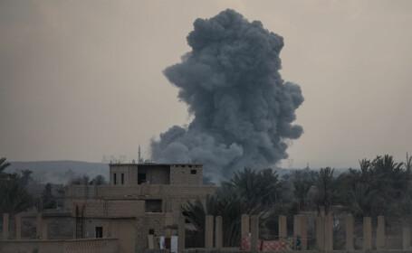 Israelul ar fi lansat un nou atac cu rachete asupra Siriei. Un spital ar fi fost lovit