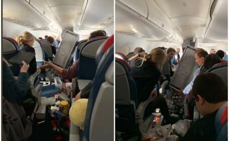 avion turbulente