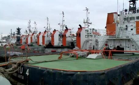 Doi marinari au căzut de pe un remorcher în portul Constanța. Unul a murit