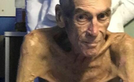 Ce s-a întâmplat cu bătrânul care cântărea 38 de kg şi statul îl obliga să muncească. FOTO