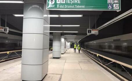 Veste proastă pentru bucureștenii care așteaptă deschiderea metroului din Drumul Taberei