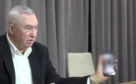 Sorin Hâncu, preşedintele Colegiului Medicilor Suceava