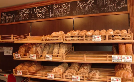 Românii mănâncă tot mai puţină pâine. Sortimentele care au luat locul franzelei clasice