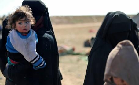 civili ISIS, siria