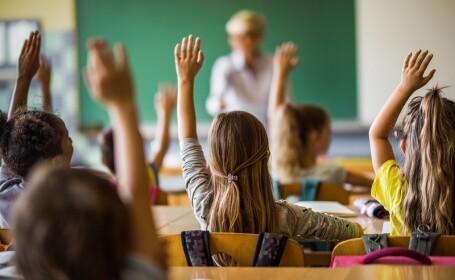 Începe înscrierea în învățământul primar. Prima etapă, între 4 și 22 martie