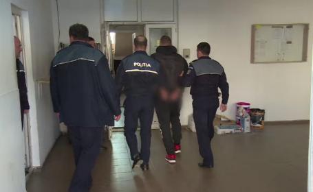 Un bărbat din Dâmboviţa urmărit de poliţie a sunat la 112 ca să scape de agenţi