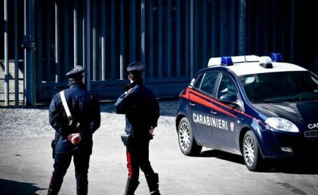 Gest inexplicabil al unui român din Italia