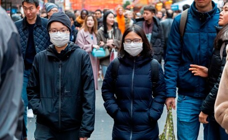 Femeie arestată în China după ce a ascuns că a intrat în contact cu o persoană din zona contaminată