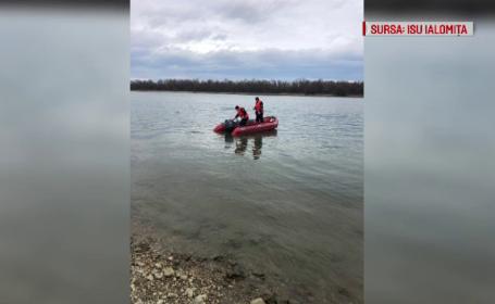 Tragedie pe Dunăre. Doi bărbați sunt dați dispăruți după ce barca lor s-a răsturnat