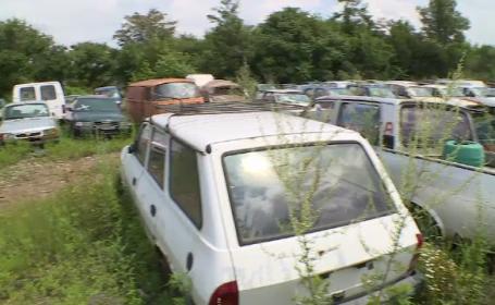 mașini vechi