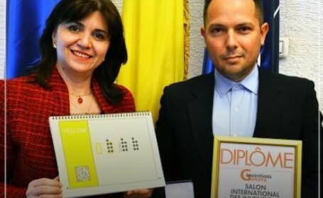 România, prima țară din lume care implementează Alfabetul Scripor, destinat persoanelor nevăzătoare