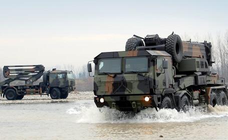 Ministrul Apărării a anunțat când începe producția de camioane militare Iveco în România