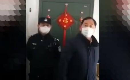 VIDEO. Imagini șocante din China. Oamenii au fost închiși în case cu lanțuri din cauza coronavirusului