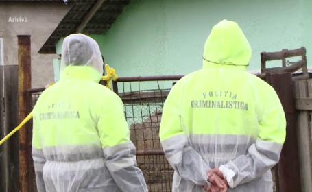 Mamă ucisă în bătaie de fiul ei, în Bacău