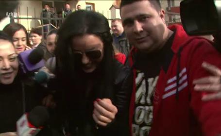 Gestul polițiștilor după ce Daniela Crudu a fost bătută de iubit. Unde se află acum vedeta TV
