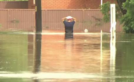 Furtuni fără precedent în Australia, după incendiile devastatoare. Zeci de mii de oameni, afectați