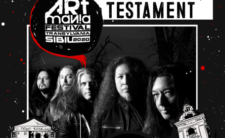 ARTmania Festival 2020, Testament