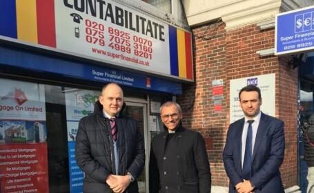 """Mesajul de amenințare primit de doi români cu afaceri în UK: """"Să vă întoarceți în România, cu țiganii voștri"""""""