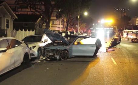 accident spectaculos california