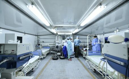 Alertă la Spitalul Pantelimon din Capitală