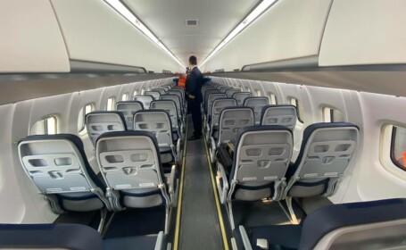 TAROM cumpără noi avioane. Cum arată primul ATR 72, folosit pentru curse scurte