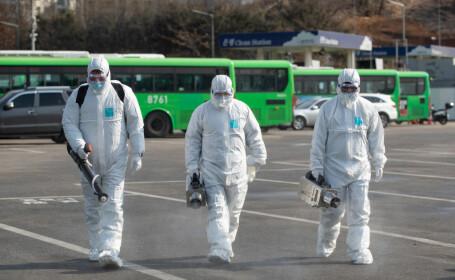 Epidemia de coronavirus. 2.619 de decese, cazurile de îmbolnăvire au trecut de 79.000