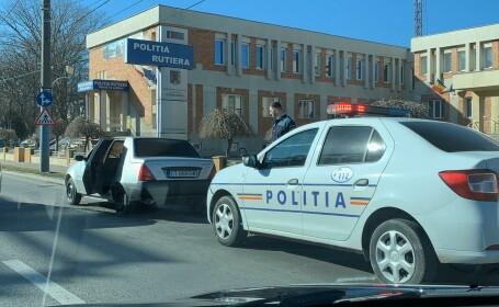 Gest extrem al unui șofer constănțean după ce a fost amendat de mai multe ori