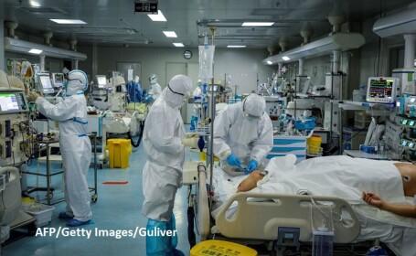 Coronavirus, spital - Getty