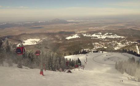 Weekend cu zăpadă din belșug și tarife mai mici în stațiunile de la munte