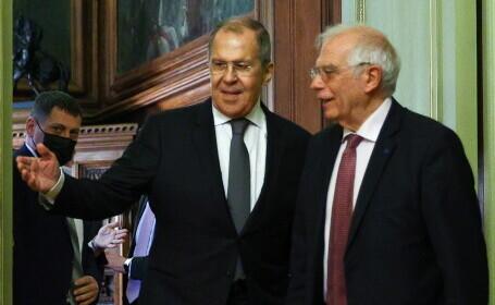 Reacția Rusiei după evaluarea făcută de Borrell întâlnirii sale cu Lavrov