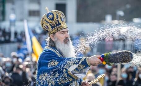 """ÎPS Teodosie organizează o procesiune de Sf. Haralambie. """"Pentru că au apărut voci care acuză"""""""