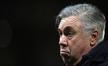 Carlo Ancelotti, prădat de hoţi. Ce au făcut când au fost surprinşi de fiica antrenorului
