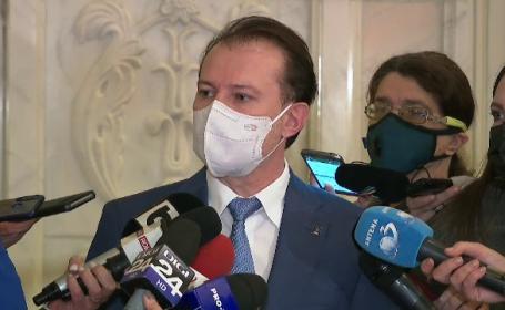 Florin Cîțu: În vară, premierul evaluează performanţa miniştrilor