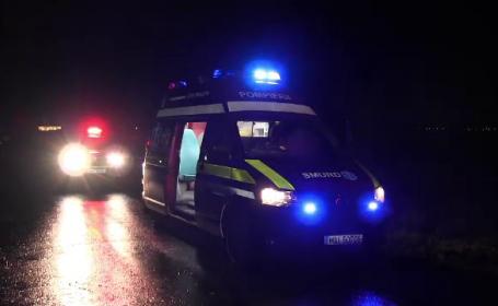 Un copil de 10 ani din Mureș a ajuns la spital cu arsuri după ce tatăl lui a încercat să facă focul în sobă cu benzină