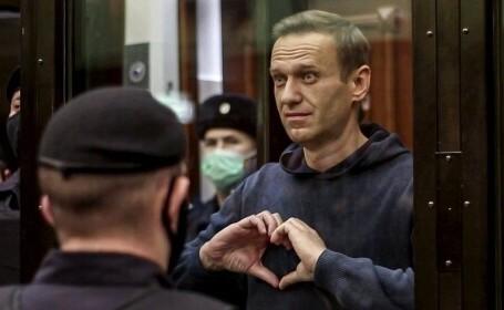 Aleksei Navalnîi a pierdut procesul în apel şi va executa pedeapsa cu închisoarea