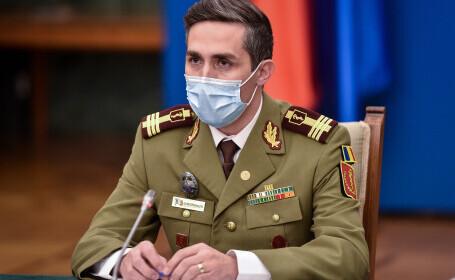 """Valeriu Gheorghiţă: """"Cu siguranţă în prima parte a lunii iunie vom ajunge la 5 milioane de persoane vaccinate"""""""