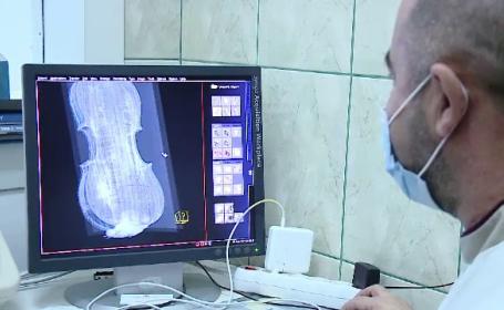 Cercetare în premieră în România. De ce au fost scanate prin tomograf mai multe viori vechi de sute de ani