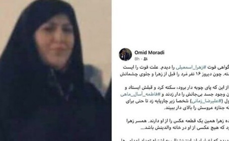 Zahra Ismaili