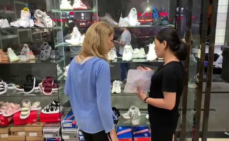 """Orașul chinez Putian, """"capitala"""" pantofilor sport contrafăcuți. Ce au descoperit jurnaliștii sub acoperire"""