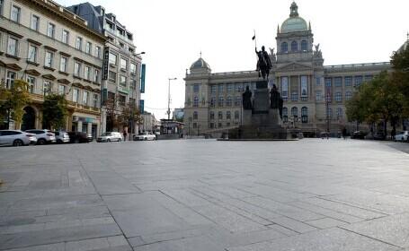 Lockdown parțial în Cehia, după o creștere masivă a numărului de infectări cu Covid-19