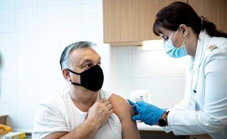 Viktor Orban s-a imunizat anti-Covid cu vaccinul chinezesc Sinopharm. Ce spune că ar merita Comisia Europeană